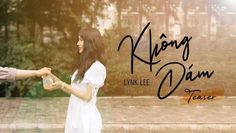 Lời bài hát Không Dám [Lynk Lee] [Lyrics Kèm Hợp Âm]