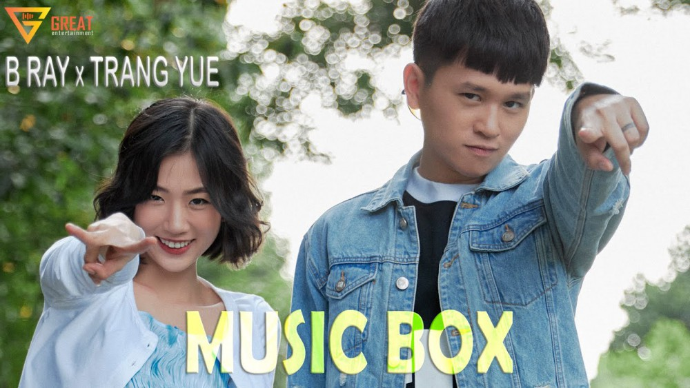 Lời bài hát Music Box - B Ray x Trang Yue [Kèm Hợp Âm]