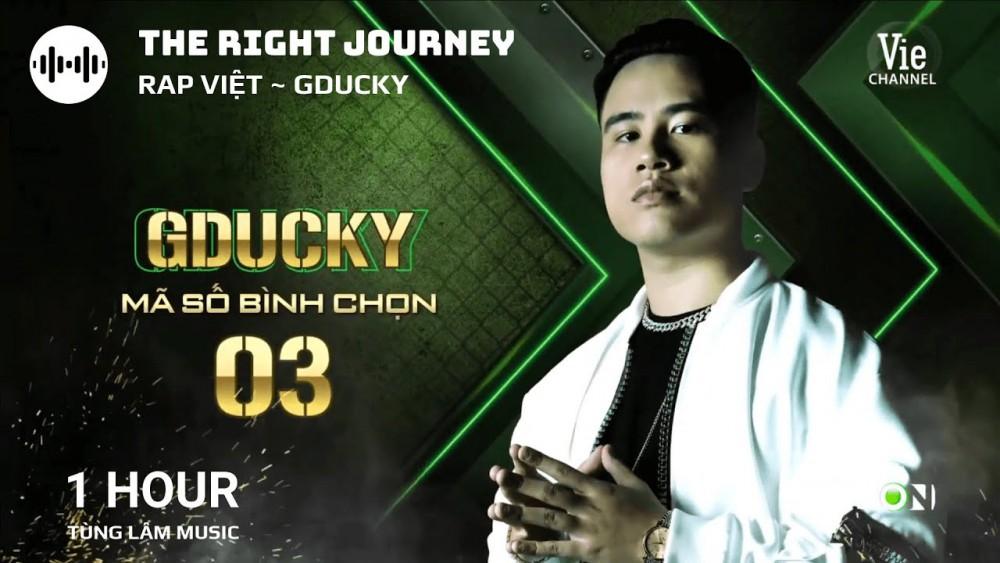 Lời bài hát The Right Journey - GDucky [Kèm Hợp Âm]
