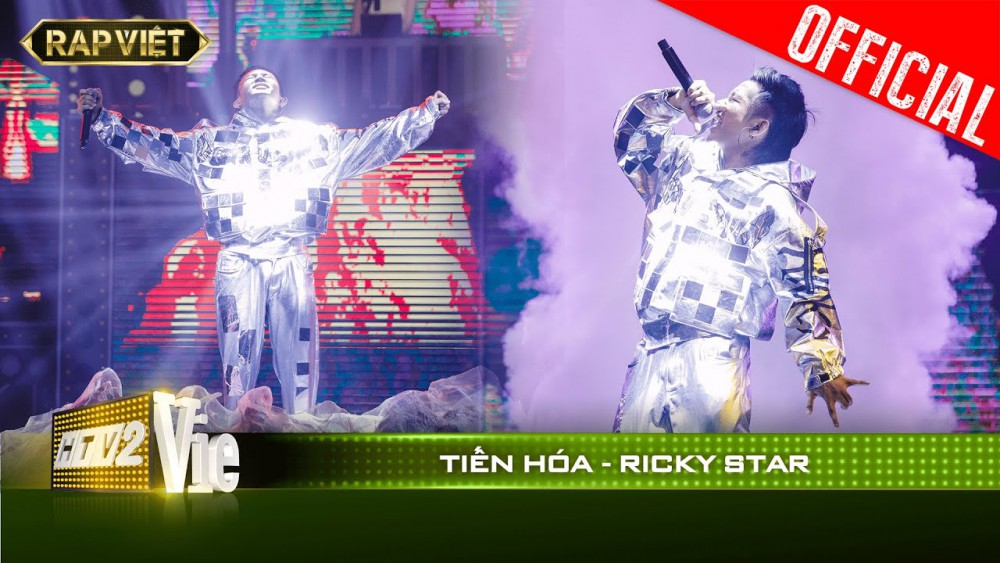 Lời bài hát Tiến Hóa - Ricky Star [Kèm Hợp Âm]