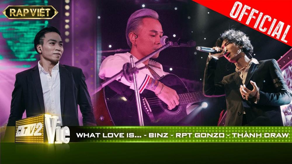 Lời bài hát What Love Is - Binz x Thành Draw x RPT Gonzo [Kèm Hợp Âm]