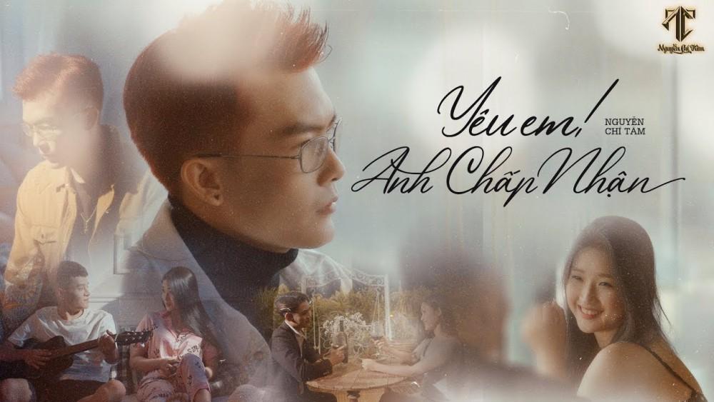Lời bài hát Yêu Em Anh Chấp Nhận - Nguyễn Chí Tâm [Kèm Hợp Âm]