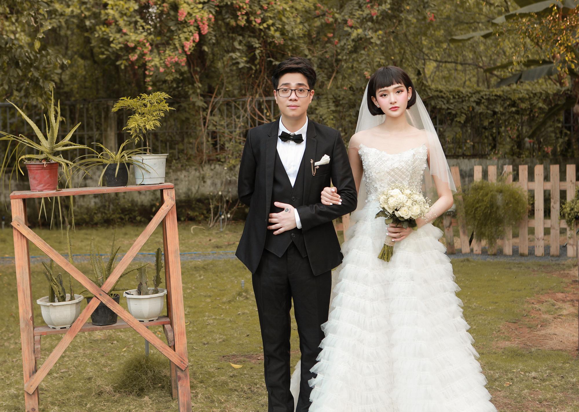 """Bộ đôi Bùi Anh Tuấn và Hiền Hồ lần đầu hợp tác làm """"đám cưới"""" cực lãng mạn - Billboard Việt Nam"""