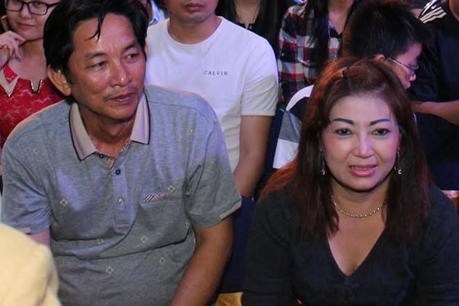 Bố mẹ ca sĩ, diễn viên Hoài Lâm