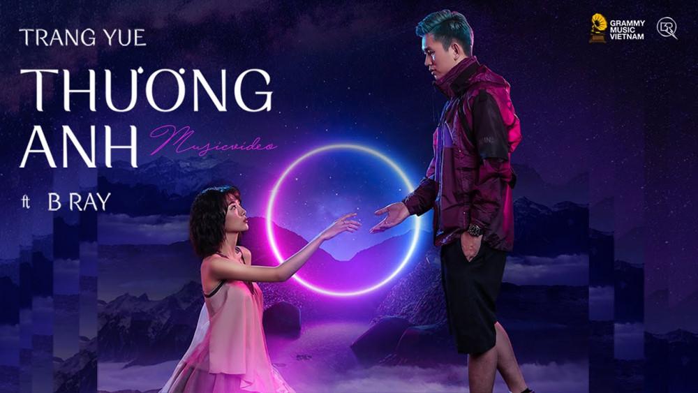 Lời bài hát Thương Anh - B Ray x Trang Yue [Kèm Hợp Âm]