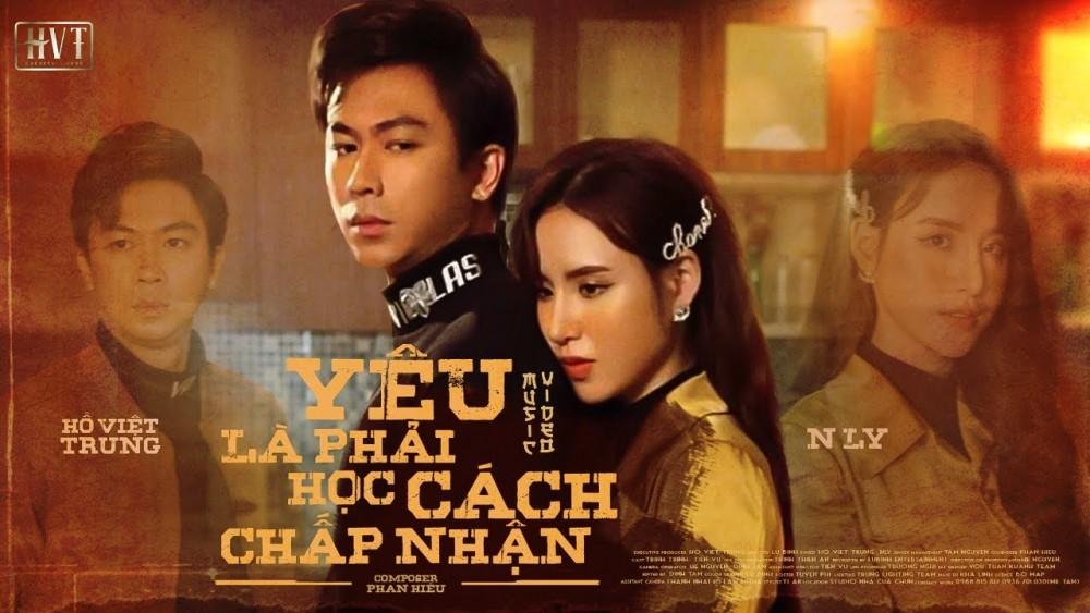 Lời bài hát Yêu Là Phải Học Cách Chấp Nhận - Hồ Việt Trung x NLy [Kèm Hợp Âm]