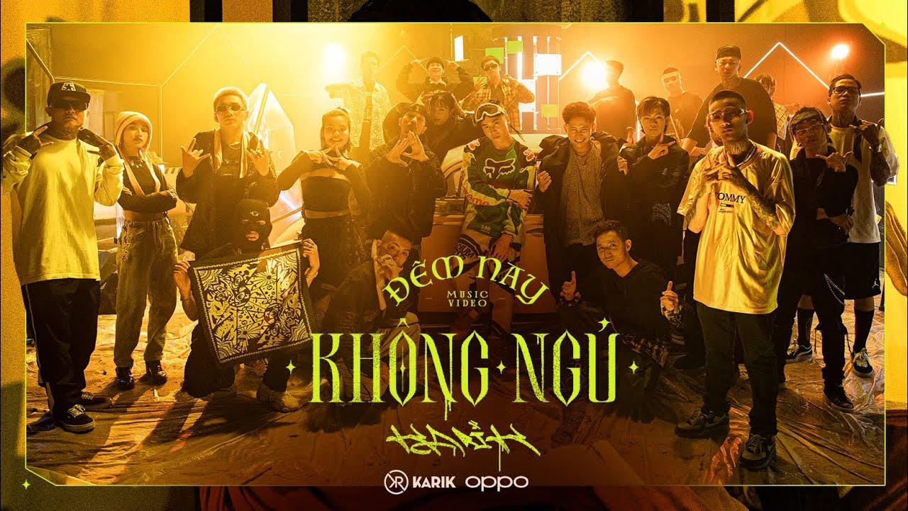 ĐÊM NAY KHÔNG NGỦ - KARIK | OFFICIAL MUSIC VIDEO - YouTube