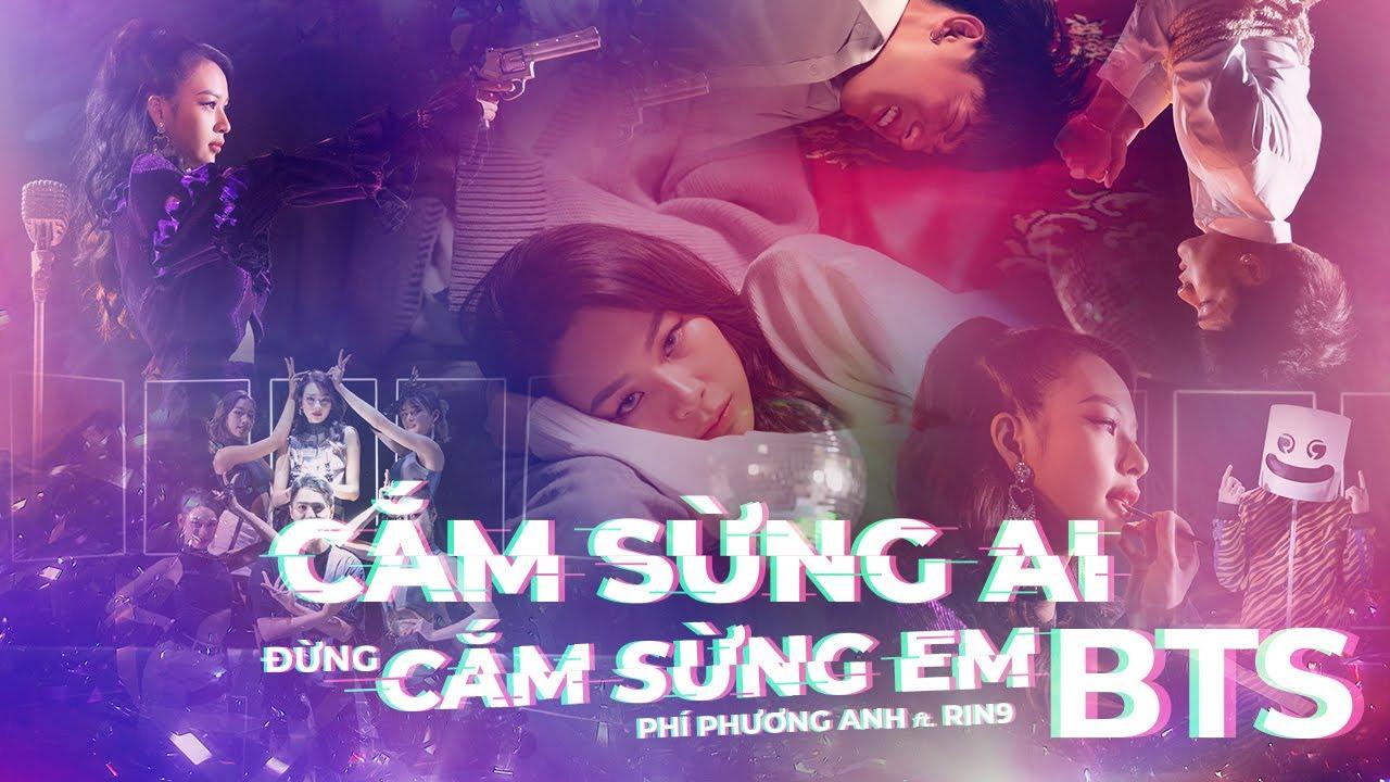 PHÍ PHƯƠNG ANH ft. RIN9 | Cắm Sừng Ai Đừng Cắm Sừng Em | Behind The Scenes  - YouTube