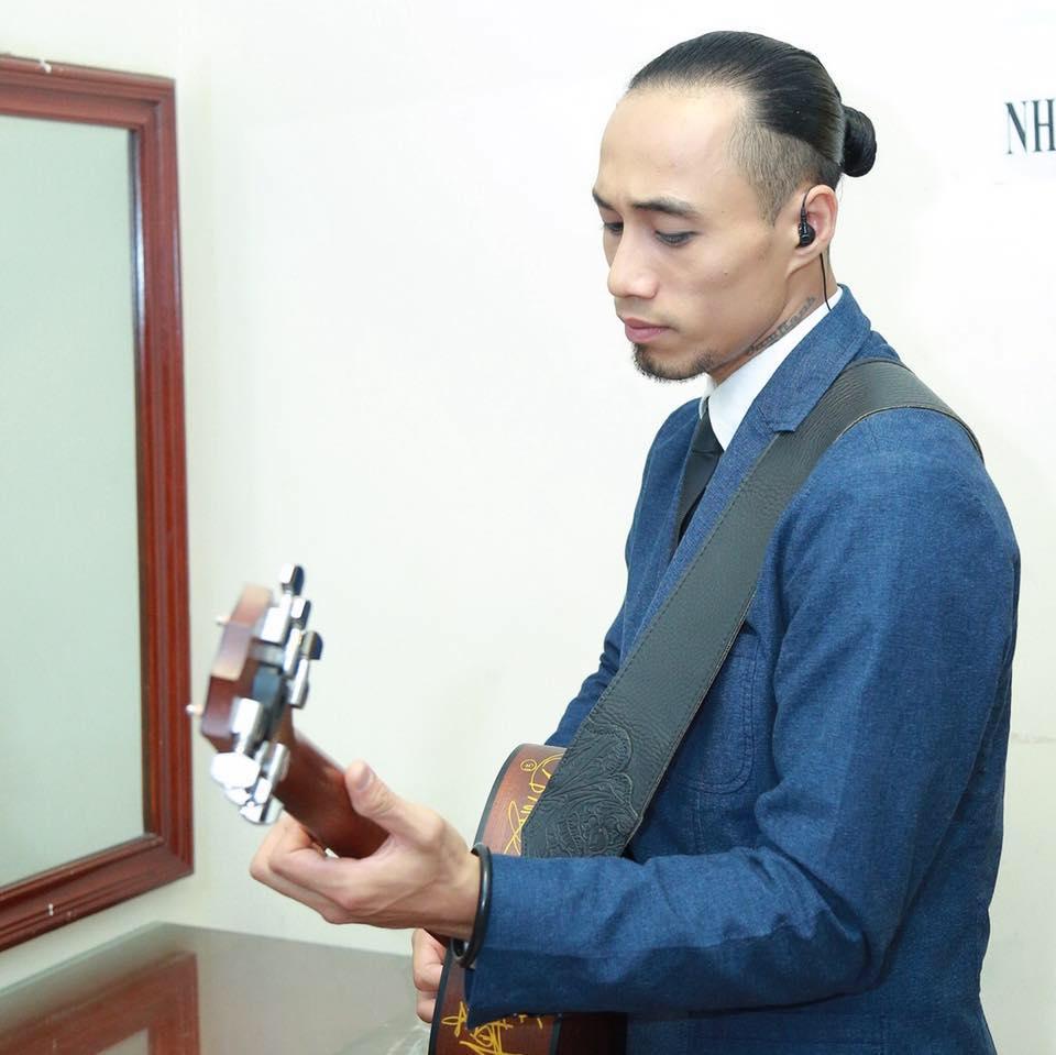 Tiểu sử ca sĩ Phạm Anh Khoa