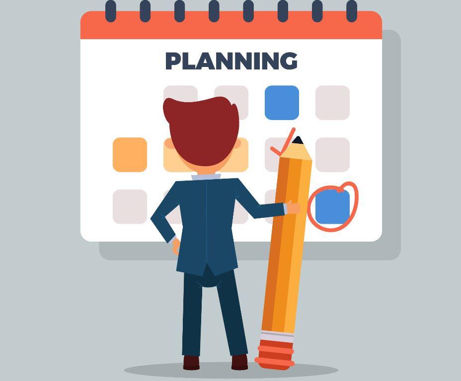 Kết quả hình ảnh cho Xây dựng kế hoạch học tập rõ ràng