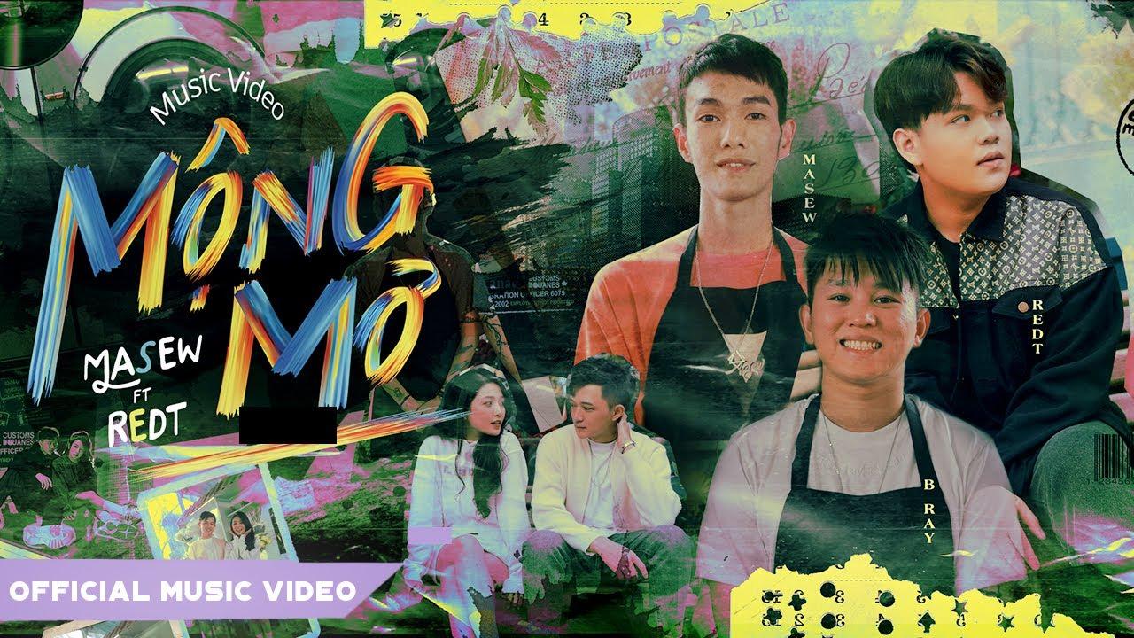 Masew x RedT - Mộng Mơ | Official M/V - YouTube