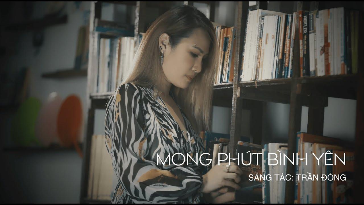 Mong Phút Bình Yên - Ngọc Phạm | Official MV - YouTube