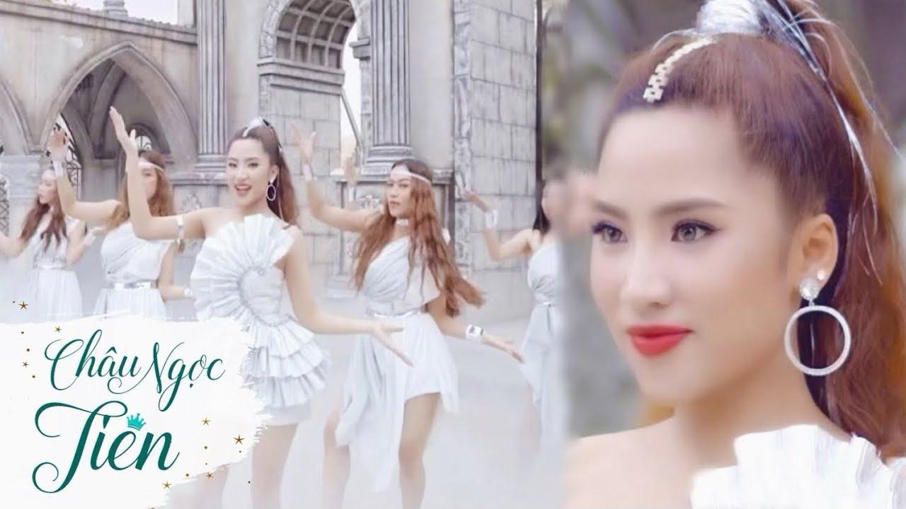 YÊU BẰNG CON TIM - CHÂU NGỌC TIÊN | Official MV | Dance Version - YouTube