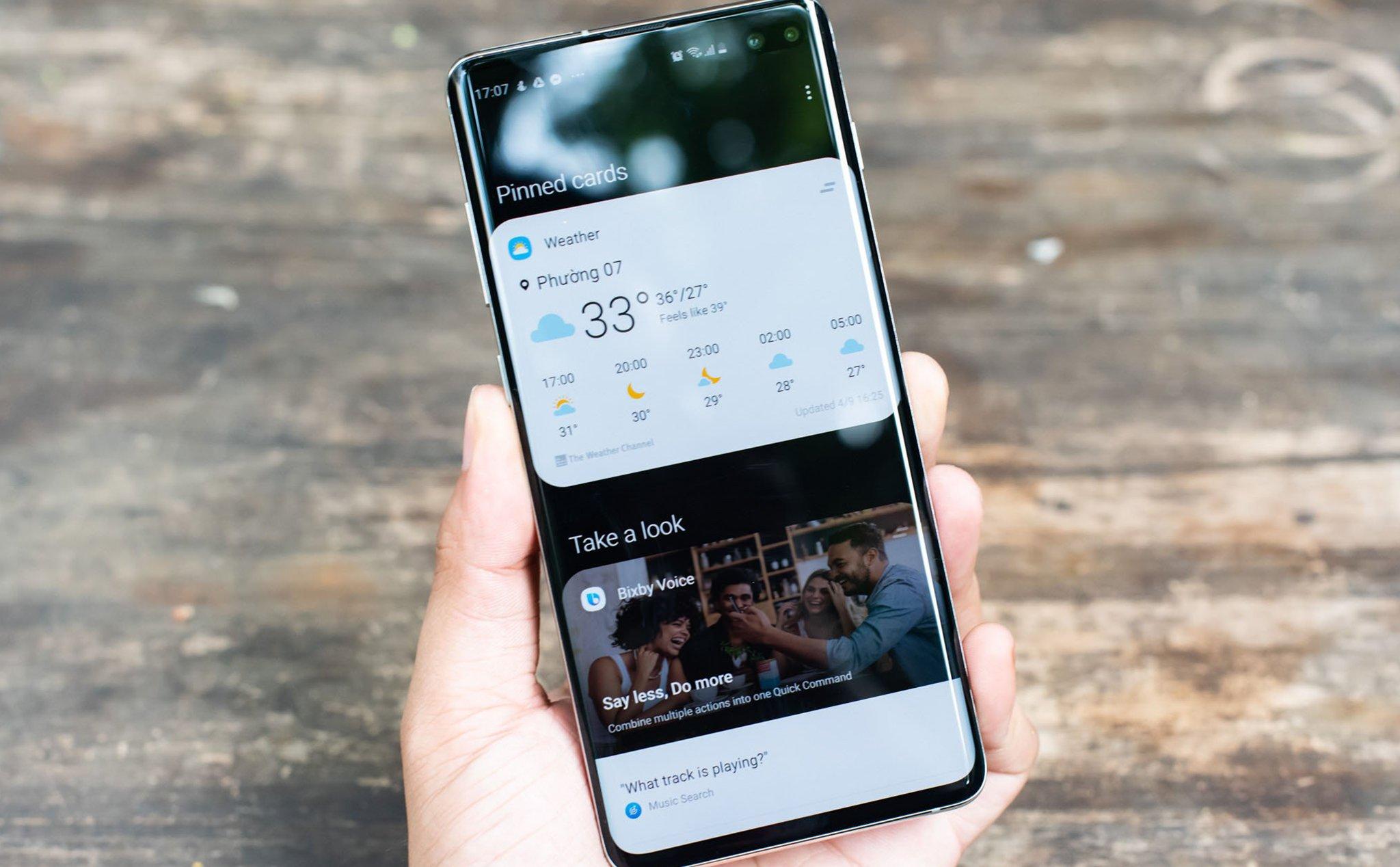 Samsung loại bỏ Bixby Home trên One UI 3.1, thay vào đó là Google Discover