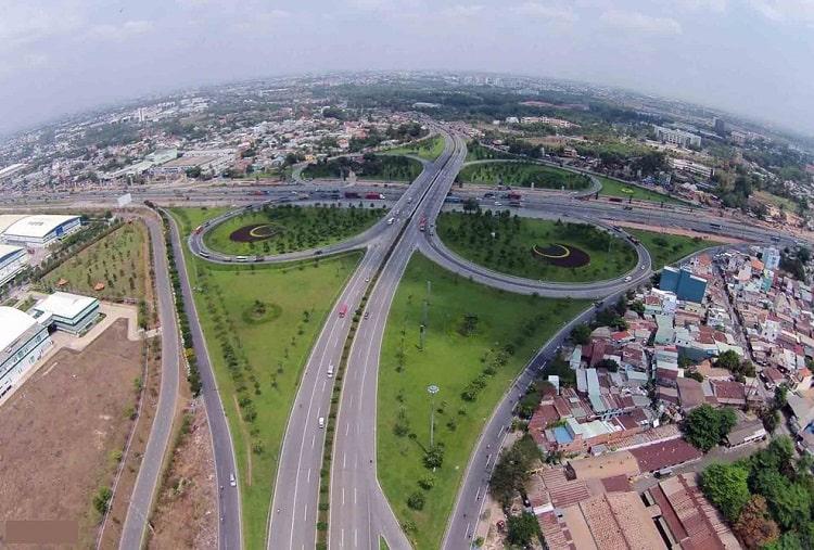 Vai trò của Quận 9 trong chiến lược phát triển đô thị của thành phố