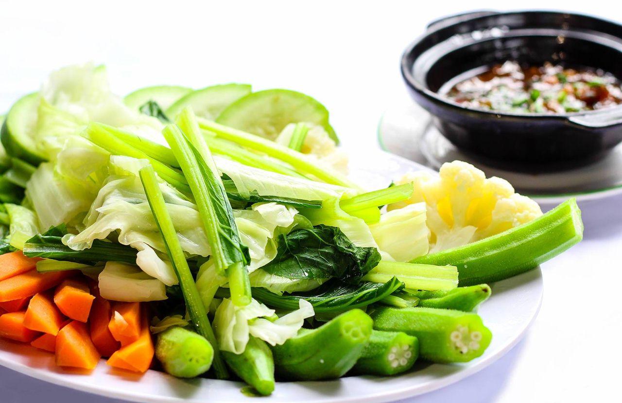 Top các loại rau tốt